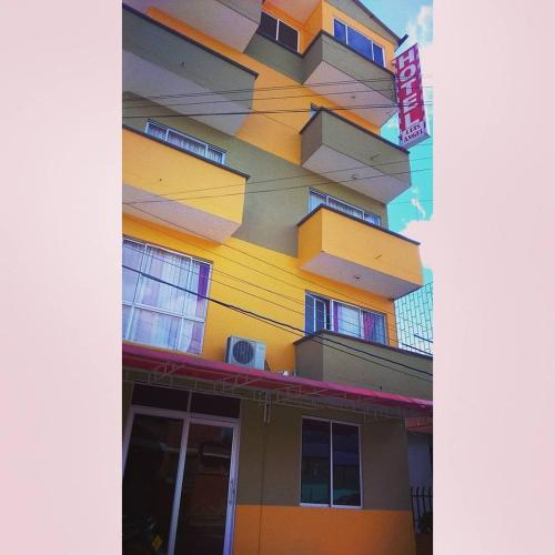 Hotel Luis Angel, San Miguel de Mocoa
