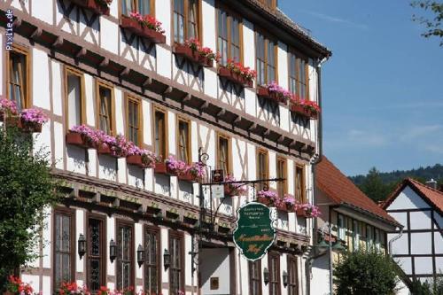 Hotel Neustadter Hof, Nordhausen