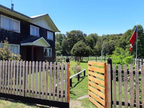 Casa de campo Barria Angulo, Osorno
