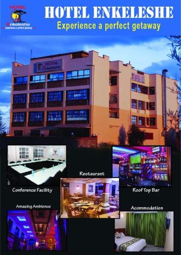 Hotel Enkeleshe, Kajiado East