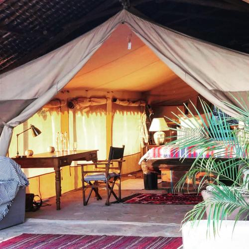Amboseli Bush Camp, Kajiado South