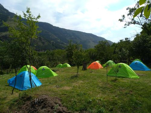 Vardzia camping, Akhalkalaki