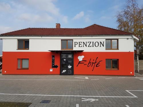Penzion F-bife, Brno-Venkov