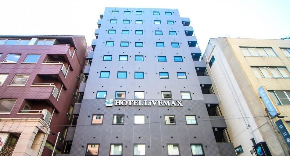 HOTEL LiVEMAX Yokohama-Kannai-Ekimae, Yokohama