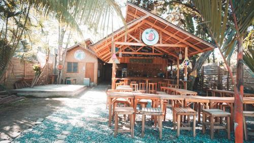 CocoRico Hostel, San Vicente
