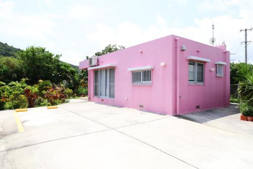 Pink House, Nanjō