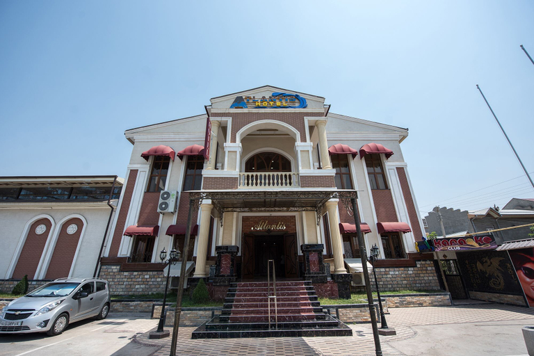 Atlantis Hotel, Tashkent City
