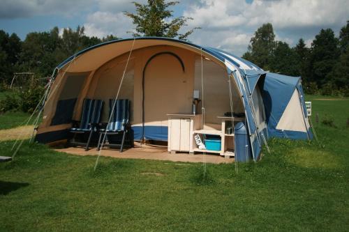 Camping de Regenboog Tent 4 persons, Děčín