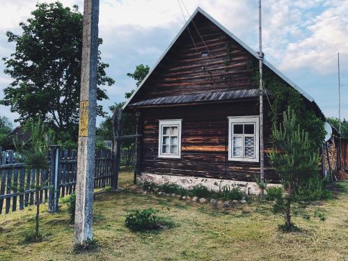 Usadba Trabutishki, Pastavy