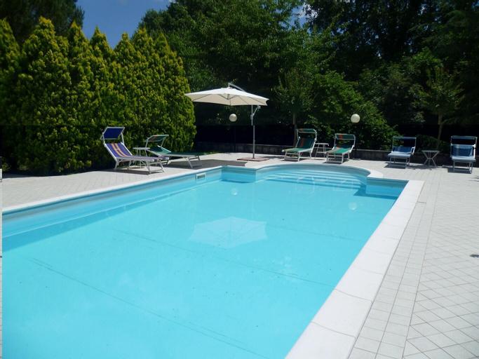 Villa With 3 Bedrooms in Tuoro sul Trasimeno, With Private Pool, Enclo, Perugia
