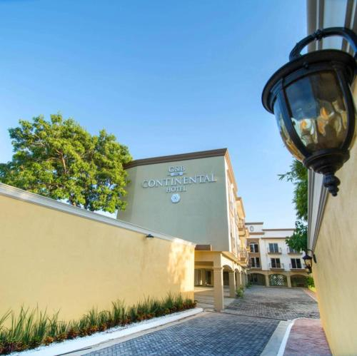Hotel G&B Continental, Acaponeta