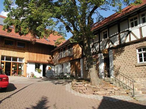 Schones Fachwerkhaus, Hersfeld-Rotenburg