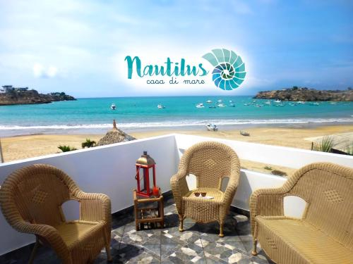 Nautilus Casa Di Mare, Santa Elena