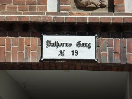Ballhorn, Lübeck