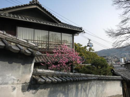 尾道 歴史的な古民家 観光エリア 温泉、駅ちかく, Onomichi