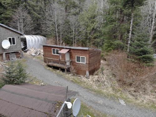 Hollis Creek Cabin, Prince of Wales-Outer Ketchi