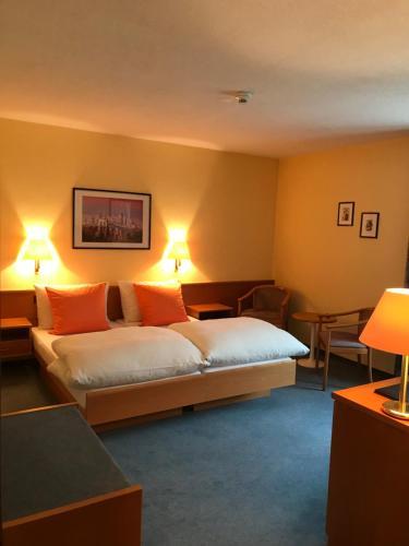 Hotel Eintracht, Wangen