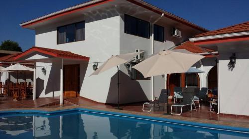 Hotel y Restaurante Don Alejandro, Linares