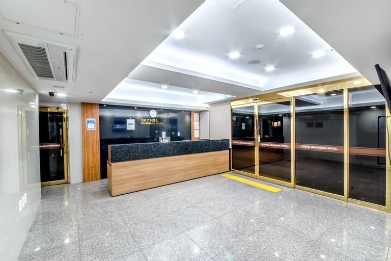 Jeju Sky Hill Business Hotel, Jeju