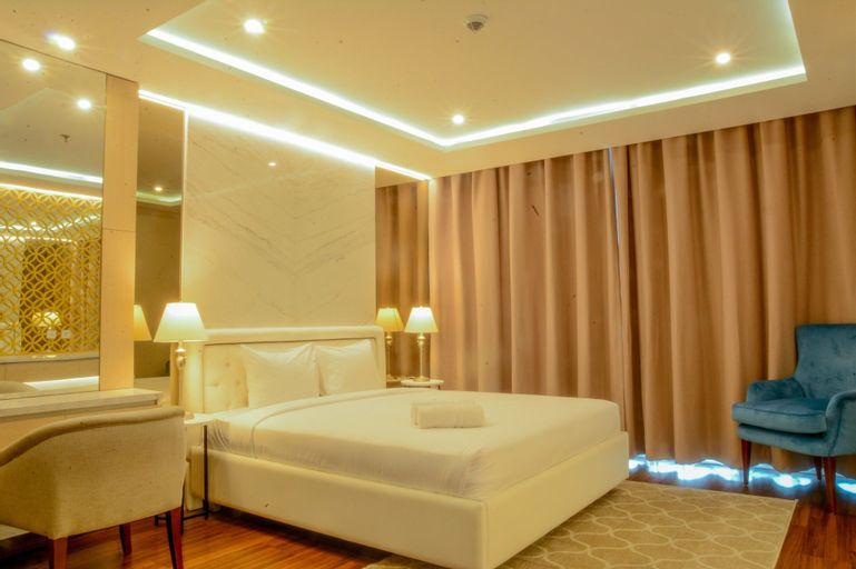 2 Bedrooms Loft Apartment at Satu8 Residence by Travelio, Jakarta Barat