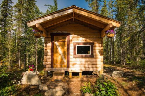 Blackburn Cabins - McCarthy, Alaska, Valdez-Cordova