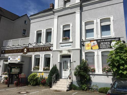 Restaurant Haus Medaillon, Hamm