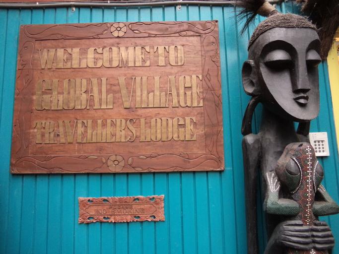 Global Village Backpackers, Grey