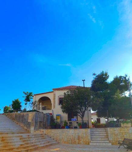 Konispol hotel near Greece and Saranda, Sarandës