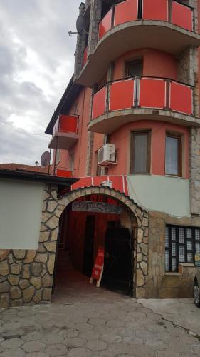 Хотел Виама, Mineralni Bani