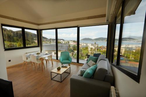 Apartamentos Arumes do Mar e Montana - Viveiro, Lugo