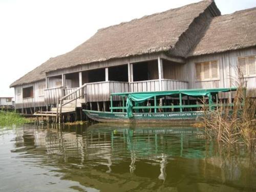 Hotel Germain - Ganvie Holiday Resort, Sô-Ava