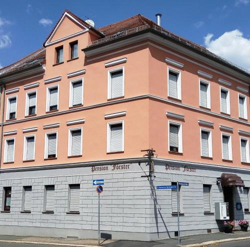 Pension Forster, Zwickau