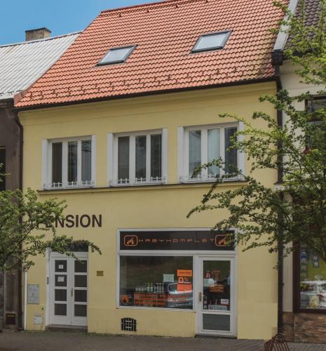 Pension U kostela, Kolín