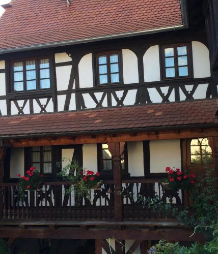 Maison Dietenbeck, Bas-Rhin
