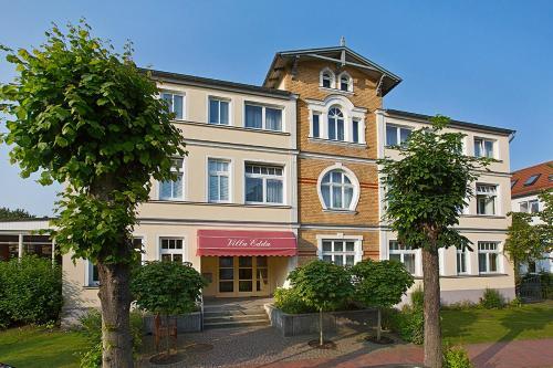 """""""Villa Edda"""", Rostock"""