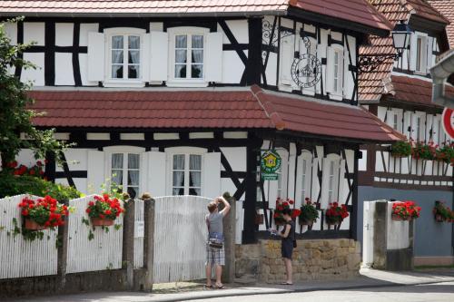Gites et chambres d'hotes Maison Ungerer, Bas-Rhin