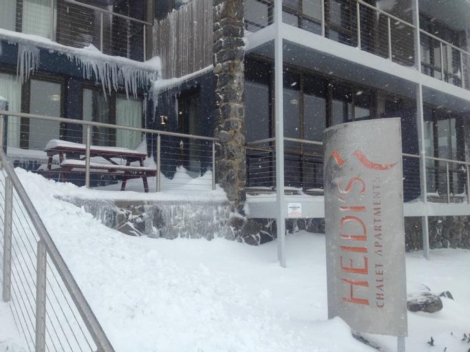 Snowstay at Heidi's, Snowy River