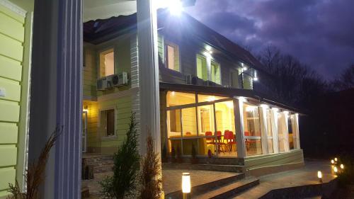 Hotel & Restaurant Chukarite, Kotel