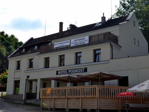 Hotel Podkost, Jičín