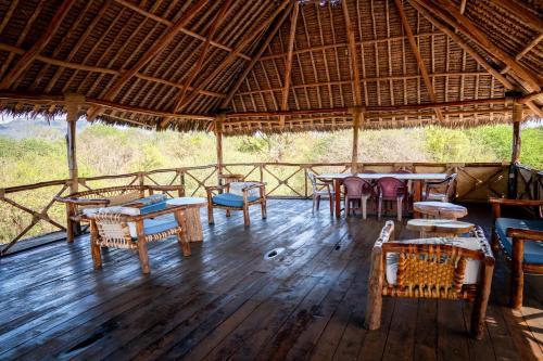 Sagala Lodge, Voi