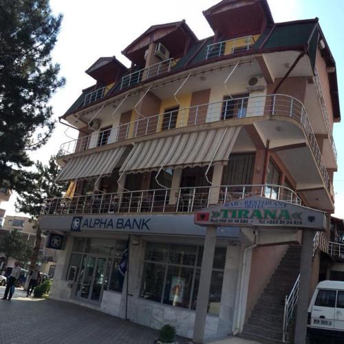 Bar Hotel TIRANA, Kukësit