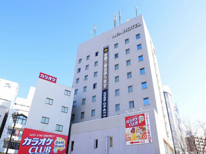 APA Hotel Owariichinomiya-Ekimae (formerly Ichinomiya Ekimae Classic Hotel), Ichinomiya/Owari-ichinomiya