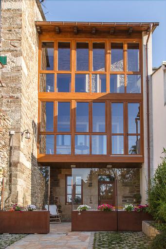Casa Barán, Lugo
