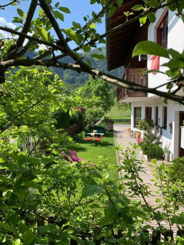 (70m²) Ferienwohnungen am Wolfgangsee *Strobl*, Salzburg Umgebung