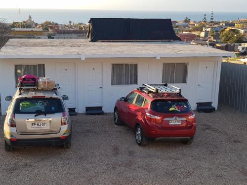 Hosteria Piedra Blanca, Antofagasta