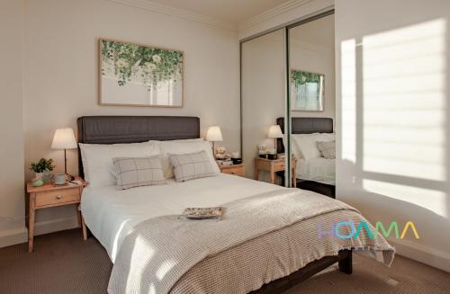 HOAMA Properties at Australia Tower with Sunrise View, Auburn
