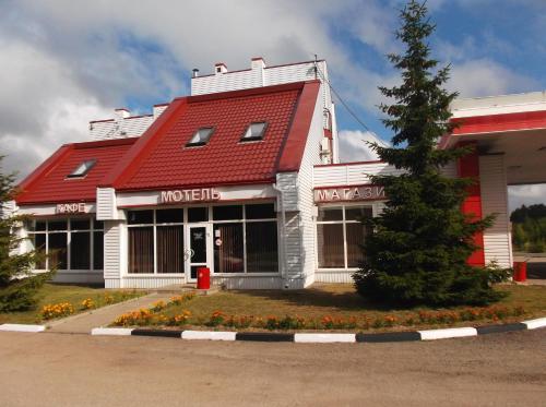 Motel PTK Sebezh, Sebezhskiy rayon