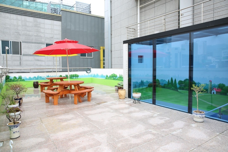 Coco Capsule Guesthouse - Hostel, Jung