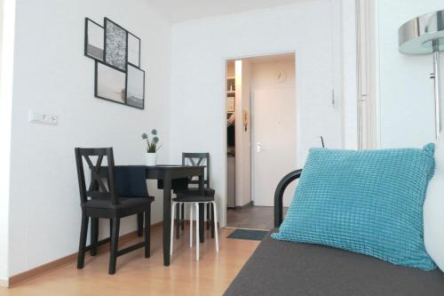 2 room apartment in city center, Karlsruhe