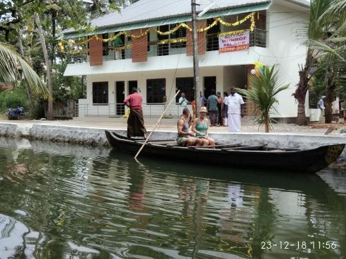 Royal Mundro Palace Home Stay, Kollam